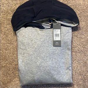 Men Adidas pullover hoodie sweatshirt